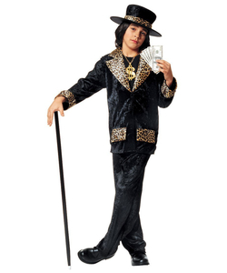 MacDaddy Pimp costume