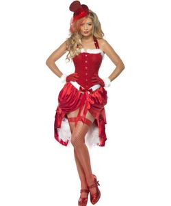Fever Santa Baby Costume