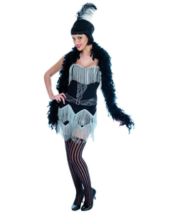 Plus size Charlston Girl costume