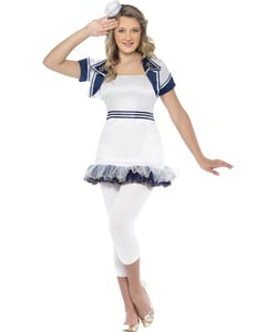 miss sailor costume - teen