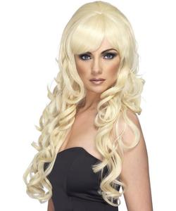 Blonde Pop Starlet wig