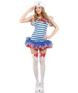 Ladies Sailor costume