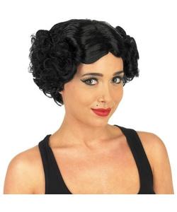 1920's Black Icon Wig