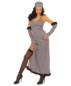 Convict Beauty Costume