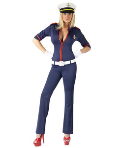 All Hands On Deck Costume