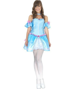 Kids Rebel Toons Cinderella costume