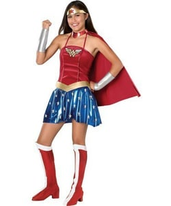 Teen Wonder Woman