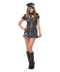 Candy cop costume