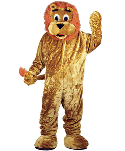 Deluxe Lion Costume