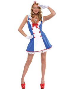 Overboard Sailor Costume