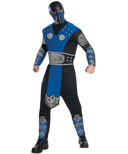 Sub Zero Costume