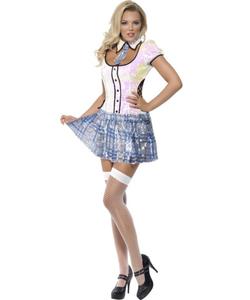 School Girl Bling costume