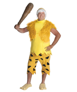 Plus Size Deluxe Bamm Bamm Costume