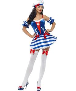 Fever Boutique Sailor Sweetie Costume