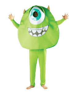 Monsters University Mike Adult Costume
