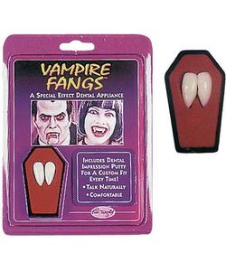 Dracula Fang Cups