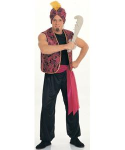 Sultan Men's Costume