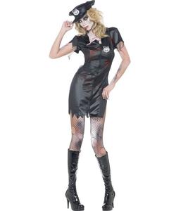 Zombie Cop costume