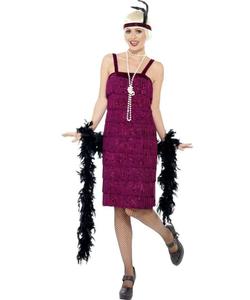 20's Jazz Flapper Costume
