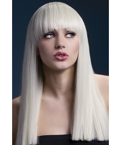 Blonde Styleable Wig