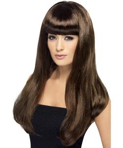 Babelicious Wig - brown
