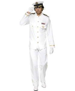 Deluxe Captain Costume