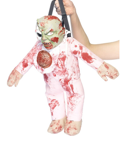 Zombie Baby Backpack