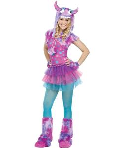 Polka Dot Teen Costume