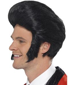 50's Quiff Wig