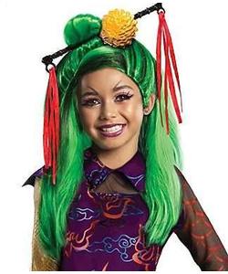 Monster High Jinafire Long Wig - Kids