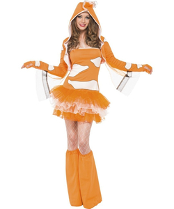 Clownfish Tutu Dress