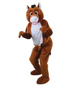 Derby Horse Mascot