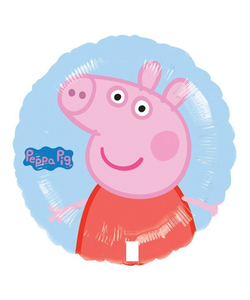 Peppa Pig Foil Balloon - 17""