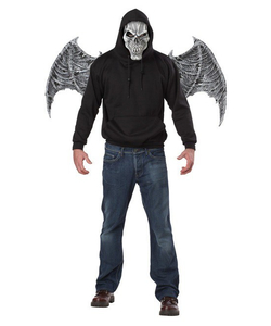 Tormenter Mask And Wings