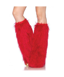 Red Fur Bootcovers