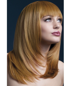 Deluxe Tanja Wig - Auburn