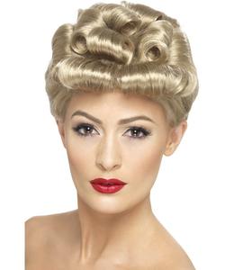 Vintage Wig - Blonde
