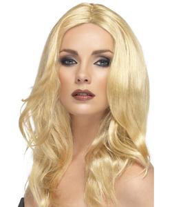 Superstar Glamour Wig - Blonde