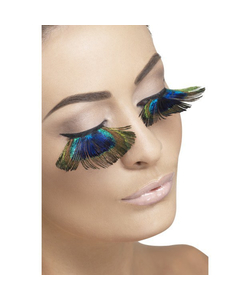 Peacock Pattern Lashes