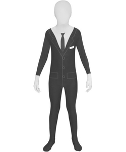 Slenderman Morphsuit - Kids
