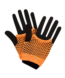 Fishnet Gloves