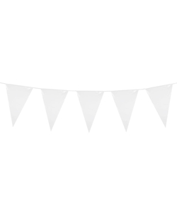 White Giant Bunting - 10m