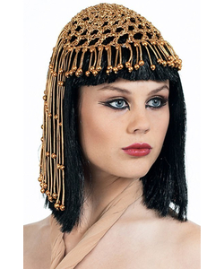 Black Egyptian Queen Wig