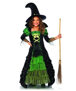 Storybook Witch Costume - Kids