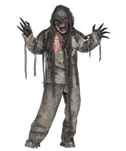 Burning Dead Zombie Costume - Teen