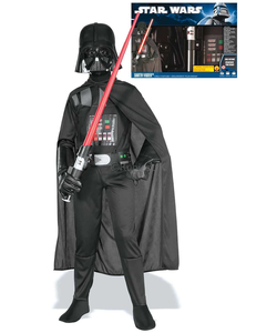 Kids Darth Vadar Costume