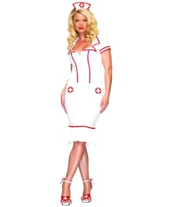 Miss Diagnosis Costume
