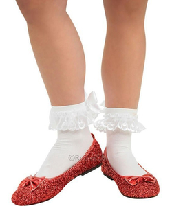 Red Dorothy Shoes