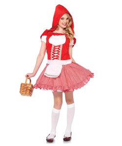 Lil Miss Red Costume