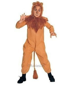 The Wizard Of Oz Cowardly Lion - Kids